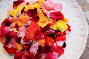 Flower Rose Petals Mix 3 oz