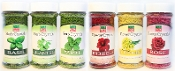 Herb & Flower Crystals® Assortment 6 - 4 oz Bottles