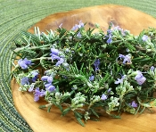 Flower Rosemary Sprigs 50 Ct