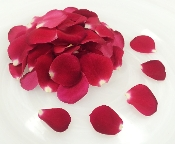 Flower Rose Petals Red 3oz