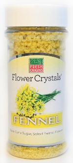 Flower Crystals® Fennel