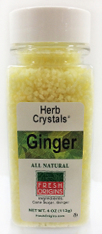 Herb Crystals® Ginger