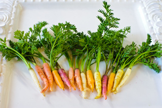 Tiny Veggies™ Carrot Mix